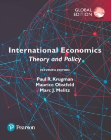 International Economics: Theory and Policy, Global Edition, Paperback / softback Book
