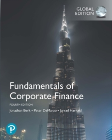 Fundamentals of Corporate Finance, Global Edition, Paperback / softback Book