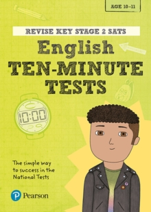 Revise Key Stage 2 SATs English Ten-Minute Tests, Paperback Book