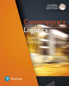 Contemporary Logistics, Global Edition, Paperback / softback Book