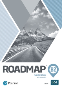 Roadmap B2+ Workbook with Digital Resources, Mixed media product Book