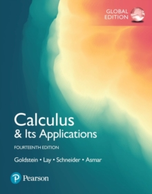 Calculus & Its Applications, Global Edition, Paperback Book