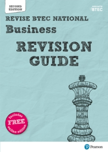 Revise BTEC National Business Revision Guide : Second edition, Mixed media product Book