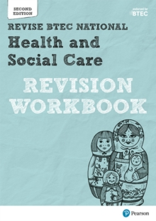 BTEC National Health and Social Care Revision Workbook : Second edition, Paperback / softback Book