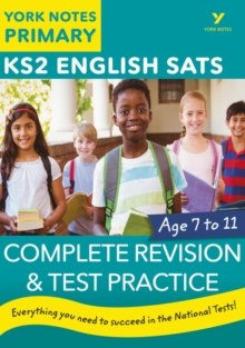 English SATs Complete Revision and Test Practice: York Notes for KS2, Paperback / softback Book