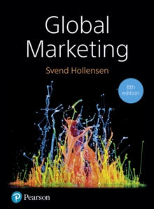 Global Marketing, Paperback / softback Book