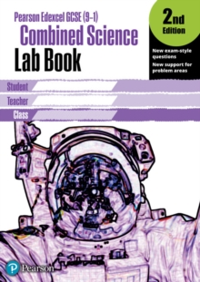 Edexcel GCSE Combined Science Lab Book, 2nd Edition, Paperback / softback Book
