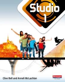 Studio 1 Pupil Book 11 14 French Ms Anneli Mclachlan 9781292275505 Hive Co Uk