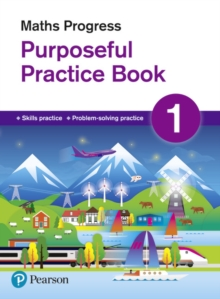 Maths Progress Purposeful Practice Book 1, Paperback / softback Book