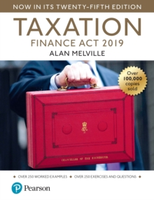 Melville's Taxation: Finance Act 2019, PDF eBook