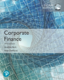 Corporate Finance, Global Edition, Paperback / softback Book