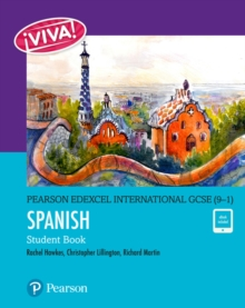 Pearson Edexcel International GCSE (9-1) Spanish Student Book, Mixed media product Book