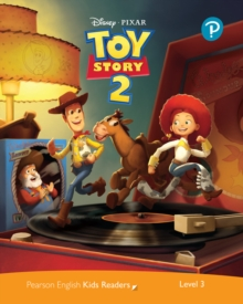 Level 3: Disney Kids Readers Toy Story 2 Pack, Mixed media product Book