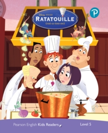 Level 5: Disney Kids Readers Ratatouille Pack, Mixed media product Book