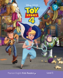 Level 5: Disney Kids Readers Toy Story 4 Pack, Mixed media product Book