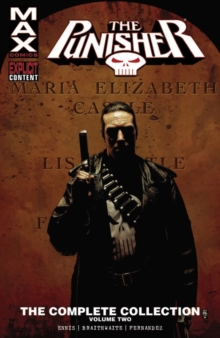Punisher Max: The Complete Collection Vol. 2, Paperback Book