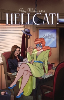 Patsy Walker, A.k.a. Hellcat! Vol. 2: Don't Stop Me-ow, Paperback / softback Book