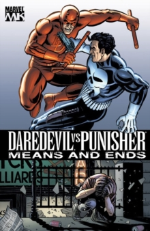 Daredevil Vs. Punisher: Means & Ends (new Printing), Paperback Book