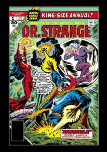 Doctor Strange: What Is It That Disturbs You, Stephen?, Paperback / softback Book