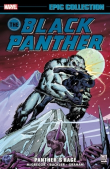 Black Panther Epic Collection: Panther's Rage, Paperback Book