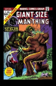 Man-thing By Steve Gerber: The Complete Collection Vol. 2, Paperback / softback Book