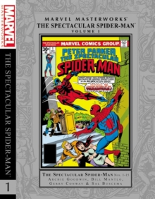 Marvel Masterworks: The Spectacular Spider-man Vol. 1, Hardback Book