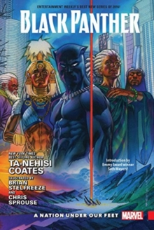 Black Panther Vol. 1: A Nation Under Our Feet, Hardback Book