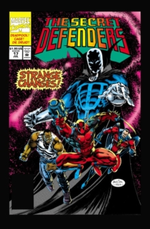 Deadpool And The Secret Defenders, Paperback Book