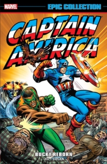 Captain America Epic Collection: Bucky Reborn, Paperback / softback Book