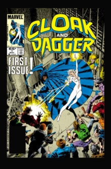 Cloak and Dagger: Lost and Found, Paperback Book