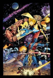Guardians of the Galaxy Classic by Jim Valentino Omnibus, Hardback Book