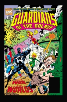 Guardians Of The Galaxy Classic: In The Year 3000 Vol. 3, Paperback / softback Book