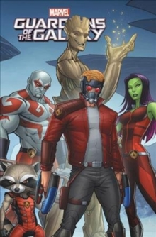 Marvel Universe Guardians Of The Galaxy Vol. 6, Paperback / softback Book