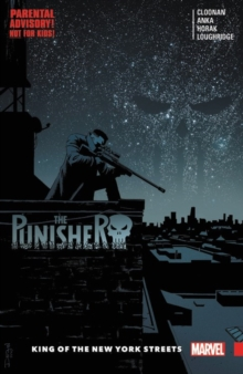 The Punisher Vol. 3: King Of The New York Streets, Paperback / softback Book