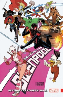 Gwenpool, The Unbelievable Vol. 4 - Beyond The Fourth Wall, Paperback / softback Book