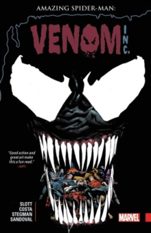 Amazing Spider-man: Venom Inc., Paperback / softback Book