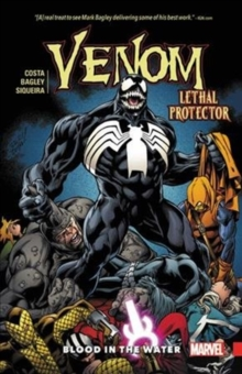 Venom Vol. 3: Lethal Protector - Blood In The Water, Paperback / softback Book