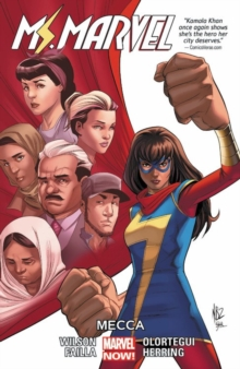 Ms. Marvel Vol. 8: Mecca, Paperback Book