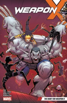 Weapon X Vol. 2, Paperback / softback Book