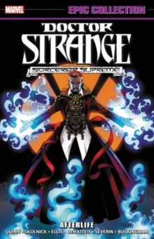 Doctor Strange Epic Collection: Afterlife, Paperback Book