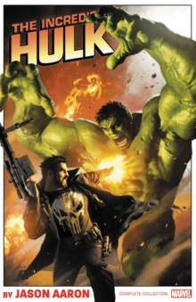 Incredible Hulk By Jason Aaron: The Complete Collection, Paperback / softback Book