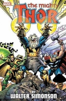 Thor By Walter Simonson Vol. 2, Paperback Book