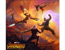 Marvel's Avengers: Infinity War - The Art Of The Movie, Hardback Book