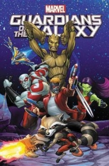 Guardians Of The Galaxy: An Awesome Mix, Paperback / softback Book