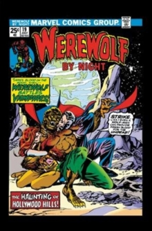 Werewolf By Night: The Complete Collection Vol. 2, Paperback / softback Book
