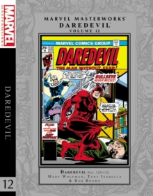 Marvel Masterworks: Daredevil Vol. 12, Hardback Book