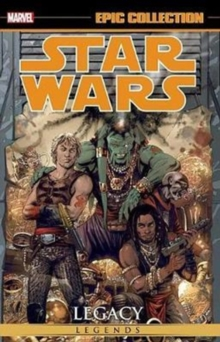Star Wars Legends Epic Collection: Legacy Vol. 2, Paperback / softback Book