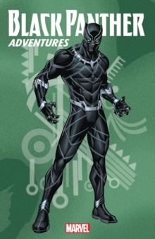 Black Panther Adventures Digest, Paperback / softback Book