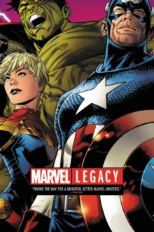 Marvel Legacy, Hardback Book