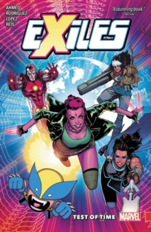 Exiles Vol. 1: Test Of Time, Paperback / softback Book